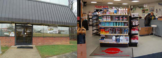 Carolinas Auto Supply House Customer Store Front and Interior picture